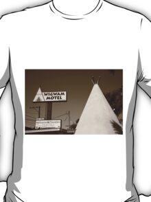 Route 66 - Wigwam Motel T-Shirt