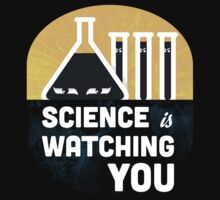 Science is Watching You Kids Clothes