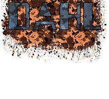 Dahl Urban (Without Text) by Sygg