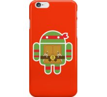 Raf Droid  iPhone Case/Skin