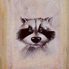 Raccoon by Rich Ladig