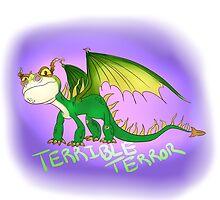 Terrible Terrors! by Sarael
