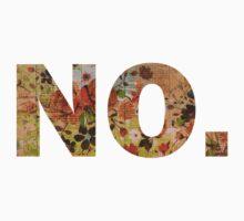 NO. - Floral by KatArtDesigns