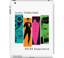 Justin Timberlake 20/20 Experience in Lighter Colors iPad Case/Skin