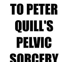 Succumb to the Pelvic Sorcery by BadassBadWolf