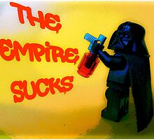 Darth Vader switches sides! by Tim Constable