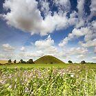 Silbury Hill , Avebury by Angie Latham