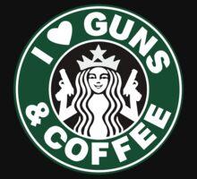 Guns & Coffee by Navassa