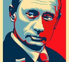 Obey Mr. Putin! by Navassa