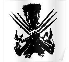 Wolverine Popart Poster