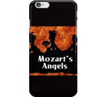 "Mozart and Marie ""Mozart's Angels"" iPhone Case/Skin"