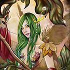Faerie of Inspiration by mortimersparrow