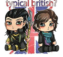Typical British by Safaia