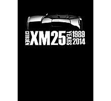 25th Anniversary Citroen XM artwork Photographic Print