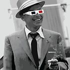 Sinatra - 3D Glasses by is2b007