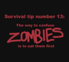 Survival tip by MrDeath