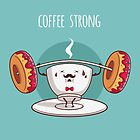 Coffee Strong by moryachok