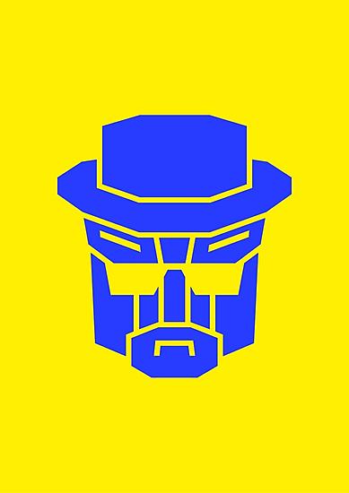 Heisenbot by MrLunarbeam