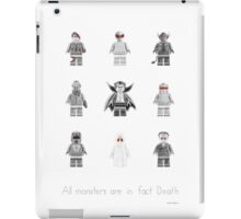 All Monsters iPad Case/Skin