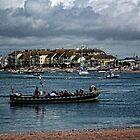 Shaldon Ferry Boat by lynn carter