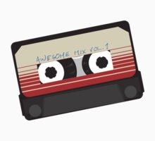Awesome Mix Vol. 1 / Guardians of the Galaxy by liliwoo