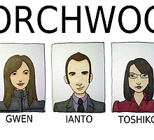 TORCHWOOD by Bantambb