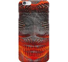 Glowing Muscle Boy iPhone Case/Skin