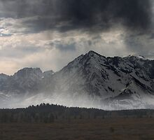 Grand Teton Storm by Trent Sizemore