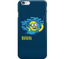 Nirvana Banana  iPhone Case/Skin
