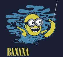 Nirvana Banana  by Vitaliy Klimenko