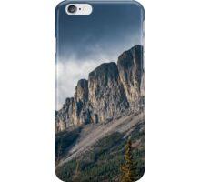 The Rockies at Exshaw iPhone Case/Skin