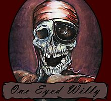 One Eyed Willy - Goonies by Mellark90