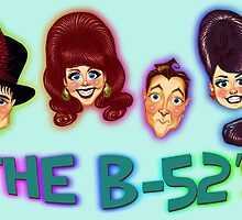 The B-52's by eyesofcoral