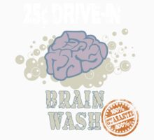 Brain Wash Kids Clothes