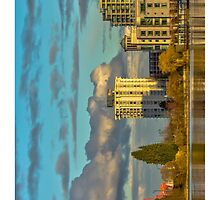 Lost Lagoon View Perspective #2 by mspixvancouver