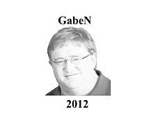 GabeN 2012  by Loshv2