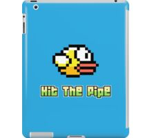 Hit The Pipe Flappy Bird iPad Case/Skin