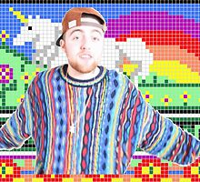 Mac Miller Featuring Uni by slotanetwork