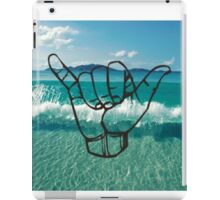 Hang Loose iPad Case/Skin
