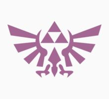 Triforce (Pink) by angieguzman