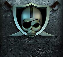 Raider Nation by dsalinasdesigns