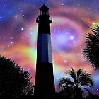 Solar Lighthouse by Barbny