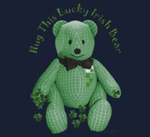 Hug This Lucky Irish Bear ♣ by SummerJade