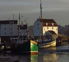 'Marie' The Trawler, Woodbridge by wiggyofipswich