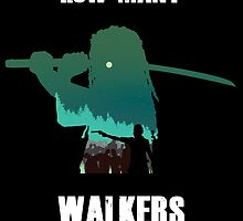 """How Many Walkers Have You Killed?"" by Red82Creative"