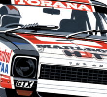 Holden Torana L34 Bathurst, Bond Roberts Sticker