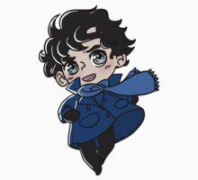 Sherlock Holmes by doctorwhoatson