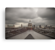 Ghosts - St Paul's Cathedral Canvas Print