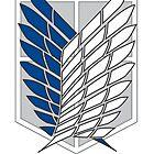 Shingeki no Kyojin (Attack on Titan) - Scouting Legion (Survey Corps) by ALLCAPS