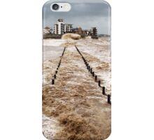 Batten Down the Hatches iPhone Case/Skin